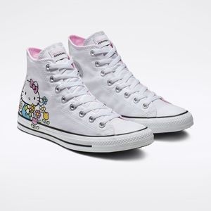 Converse/Chuck Taylor Hello Kitty Sneakers